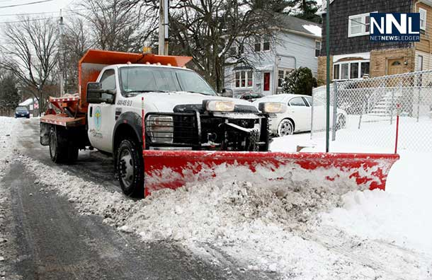 New York City will be digging out as a deep freeze and snow fall hits the Big Apple hard.