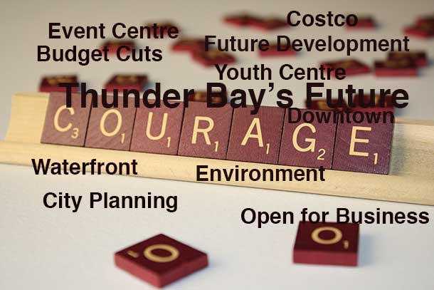 Thunder Bay is changing. Some are embracing change, others are fighting it.
