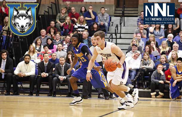 The Lakehead Thunderwolves fell to the Western Mustangs at the Thunderdome.