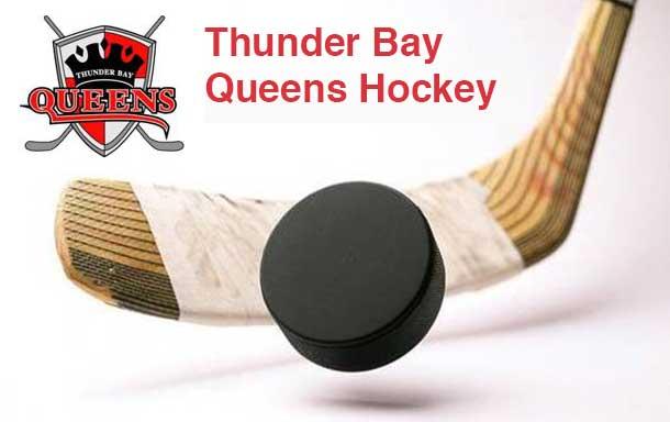 Thunder Bay Queens Womeen's Hockey