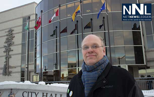Andy Wolff is seeking a seat on City Council for Current River.