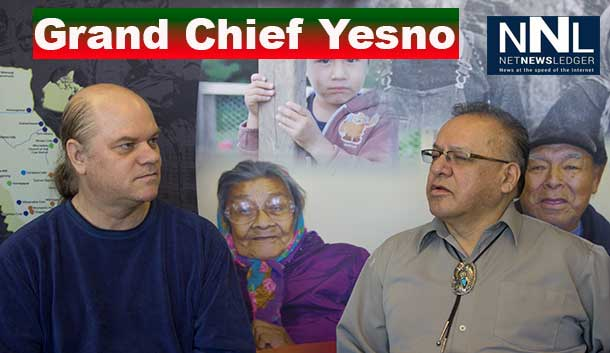 A conversation with NAN Grand Chief Harvey Yesno