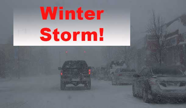Winter Weather forecast for Sudbury and Region
