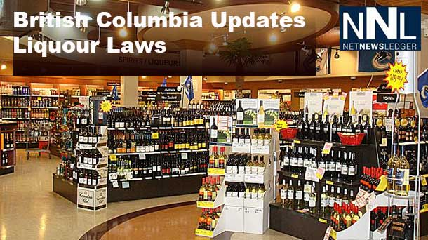 British Columbia is Updating the Province's Liquor Laws
