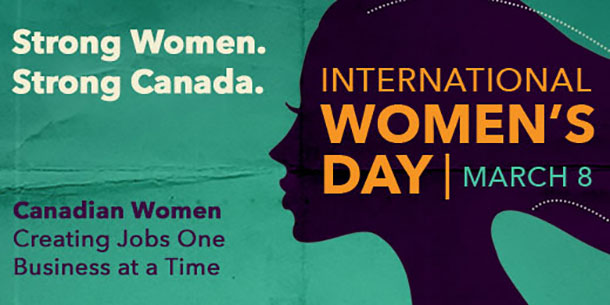 Canadian Women - Creating Jobs One Business at a Time