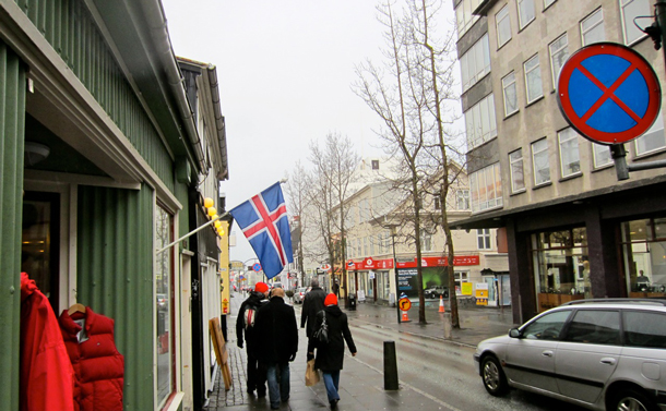 Reykjavík has the look and feel of Newfoundland, meeting Banff, Jasper and Scandinavia. Photo by Kerry Diotte