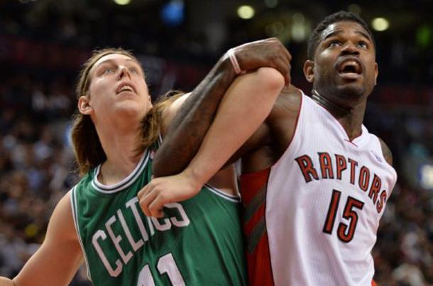Toronto Raptors vs the Boston Celtics