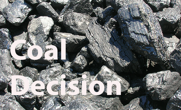 Coal is affordable, blamed for pollution and climate change.