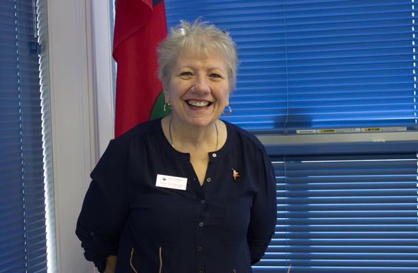 Madge Richardson, Executive Director, North Superior Workforce Planning Board.