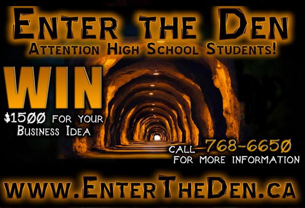 Enter the Den