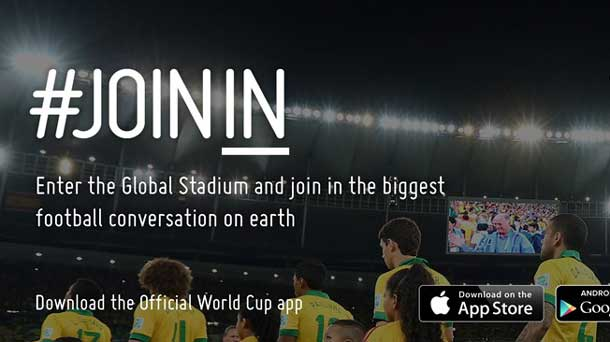 Technology merges with sport as FIFA World Cup starts today with updated APP