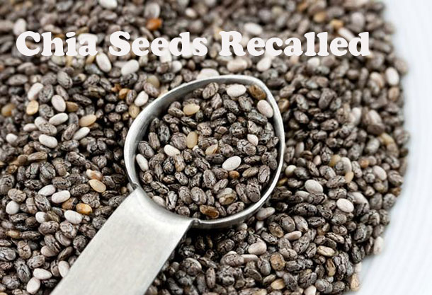 Thunder Bay District Health Unit warns on recall of chia seeds