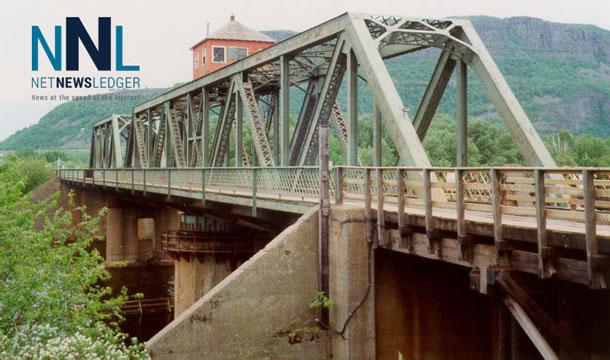 The James Street Bridge is also an Ontario Heritage List