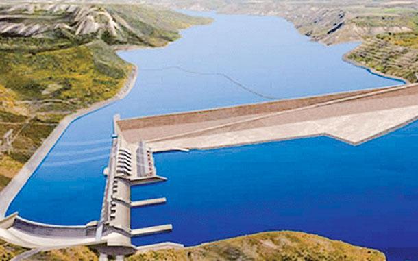 Site C BC Hydro Proposed site - Image BC Hydro