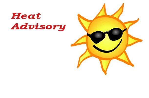Summer Heat Advisory