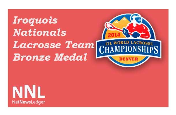 Iroquois Nationals Lacrosse Team