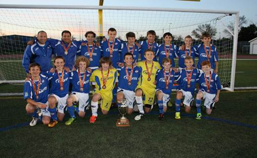 Thunder Bay Chill U16 boys are looking to defend their 2013 Ontario Cup