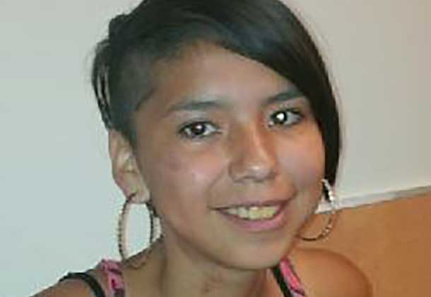 Tina Fontaine a 15 year old female was pulled from the Red River in Winnipeg, she is the city's latest homicide