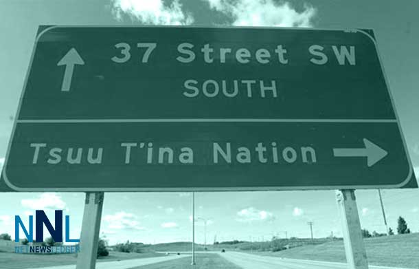 tsu t'ina nation