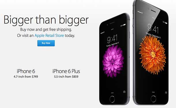 The Apple iPhone 6 is generating lots of excitement