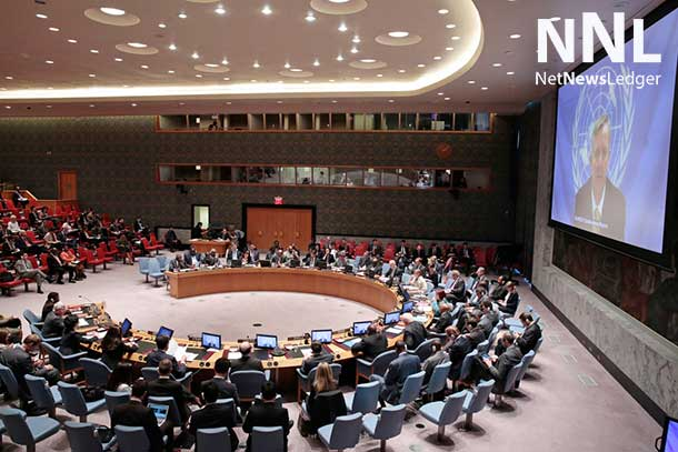 The United Nations Security Council is deeply concerned over Ebola Virus Outbreak in Africa.
