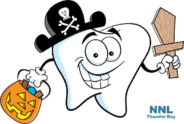The Ontario Dental Association is offering ideas for a Dental Safe Halloween