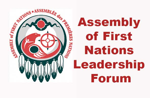 Assembly of First Nations Leadership Forum