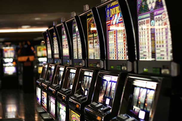 Walk into any brick-and-mortar casino – like the big ones in Las Vegas or Atlantic City – and you're bound to be assaulted by the sights and sounds of hundreds of slot machines.