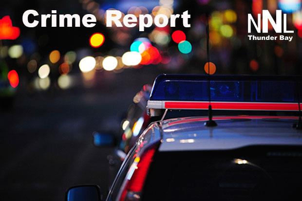 Crime Report Thunder Bay
