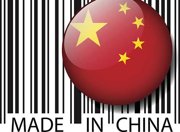 Chinese Economy hits a speed bump