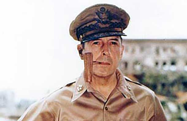 United States General of the Army Douglas MacArthur