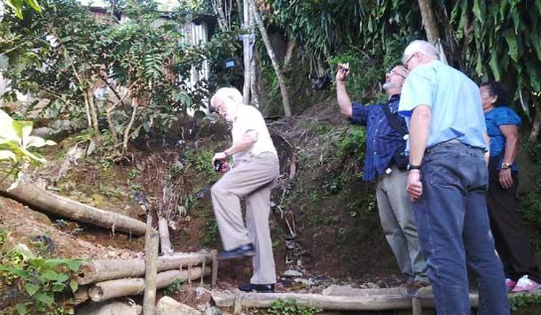 MEMO Team heads to El Salvador