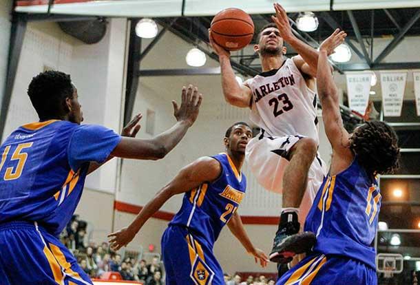 Lakehead University Men's Basketball team