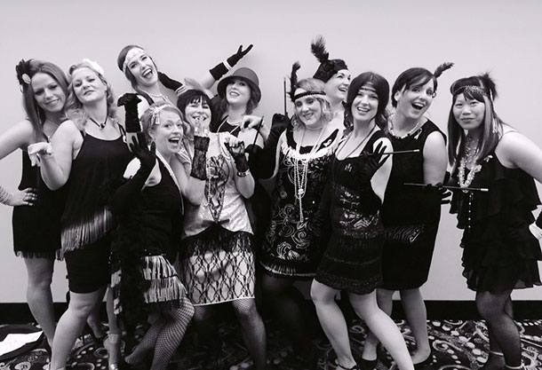 The theme at the 17th Annual Elekta Bachelors for Hope Charity Auction was the 1920s and the ladies dressed to impress! This year, the event surpassed the $1 million mark, with $86,176 raised, bringing the 17-year total to $1,025,765. All funds raised go directly to enhancing breast cancer care in Thunder Bay and Northwestern Ontario.