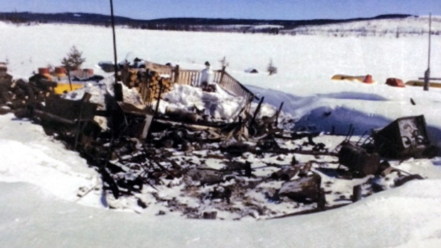Five Cree hunters from northern Quebec died in a cabin fire in Lac-Bussy, Que. (ho-Surete du Quebec)