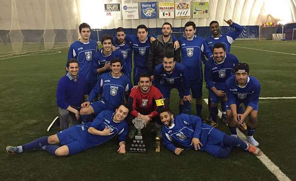 Lakehead club soccer scores upsets over Rainbow Realty, Chill Reserves