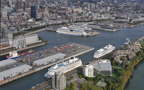 Port of Montreal geared up for lots of Cruise Ships in 2015