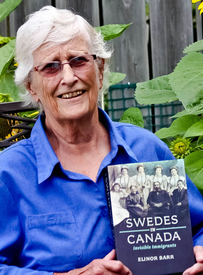 Elinor Barr Author Swedes in Canada: Invisible Immigrants