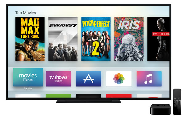 Apple® today announced the all-new Apple TV®, bringing a revolutionary experience to the living room based on apps built for the television.