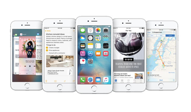 Apple® today announced iOS 9, the world's most advanced mobile operating system, will be available on Wednesday, September 16 as a free update for iPhone®, iPad® and iPod touch® users