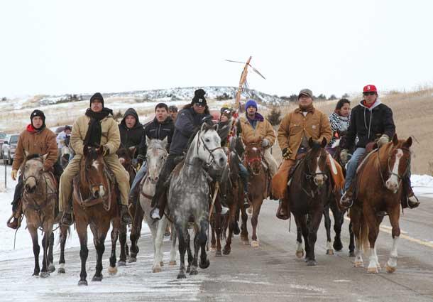 Dakota 38 +2 Riding to honour the memory and sacrifice of the warriors