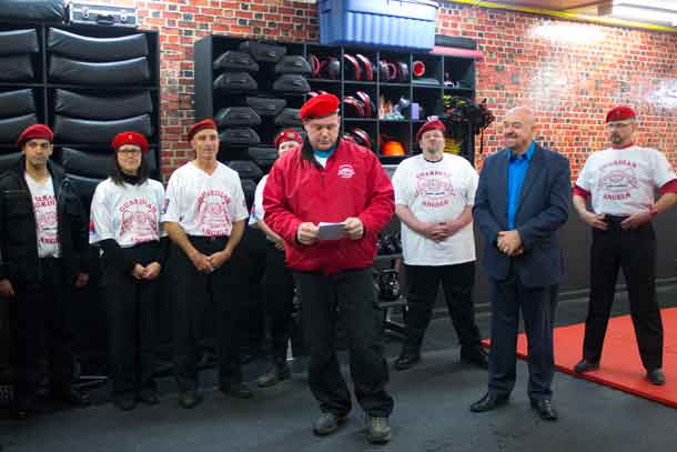 Guardian Angels Canada Press Conference - with Home Depot and Joseph Esquaga Health Centre