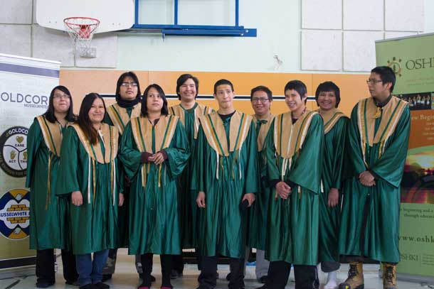 Graduates of the AMSTEP Program have started on their journey.