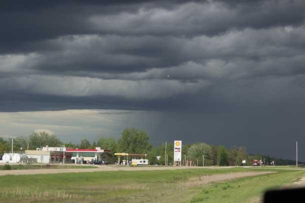 Dark Skies near the Ontario Manitoba Border
