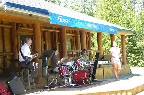 Sundays in the Park Concerts ongoing event at Chippewa Park