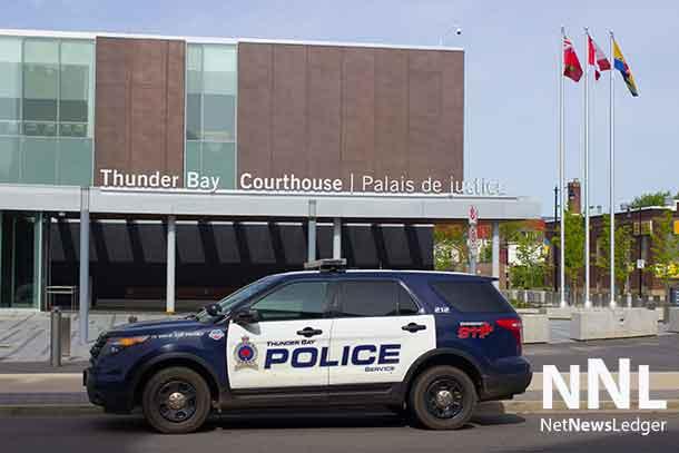 Thunder Bay Police Unit at Thunder Bay Court