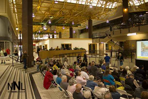 Victoriaville Mall Open House - City of Thunder Bay seeks input on future of facility