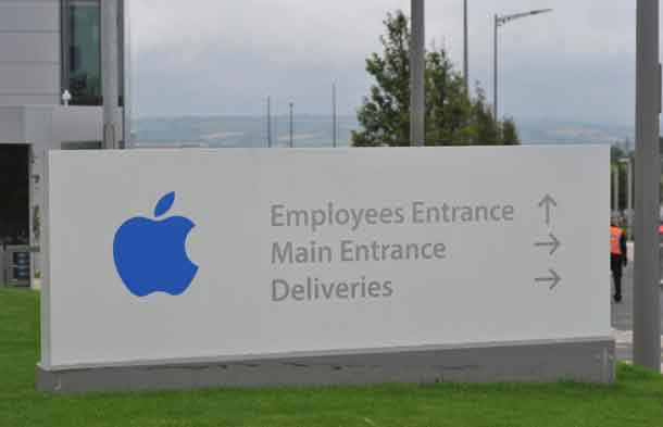 Apple Operations International, a subsidiary of Apple Inc, is seen in Hollyhill, Cork, in the south of Ireland August 30, 2016. REUTERS/Stringer