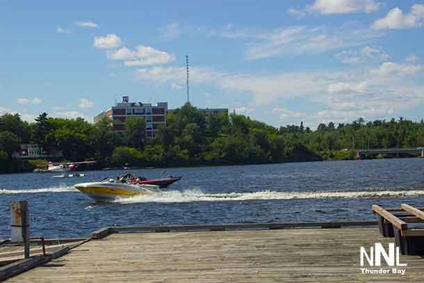 Beautiful Lake of the Woods in Kenora Ontario