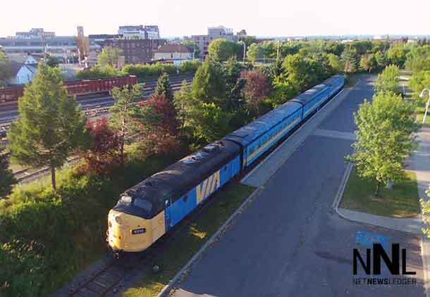 Passenger Rail Service in Canada is lagging behind much of the world